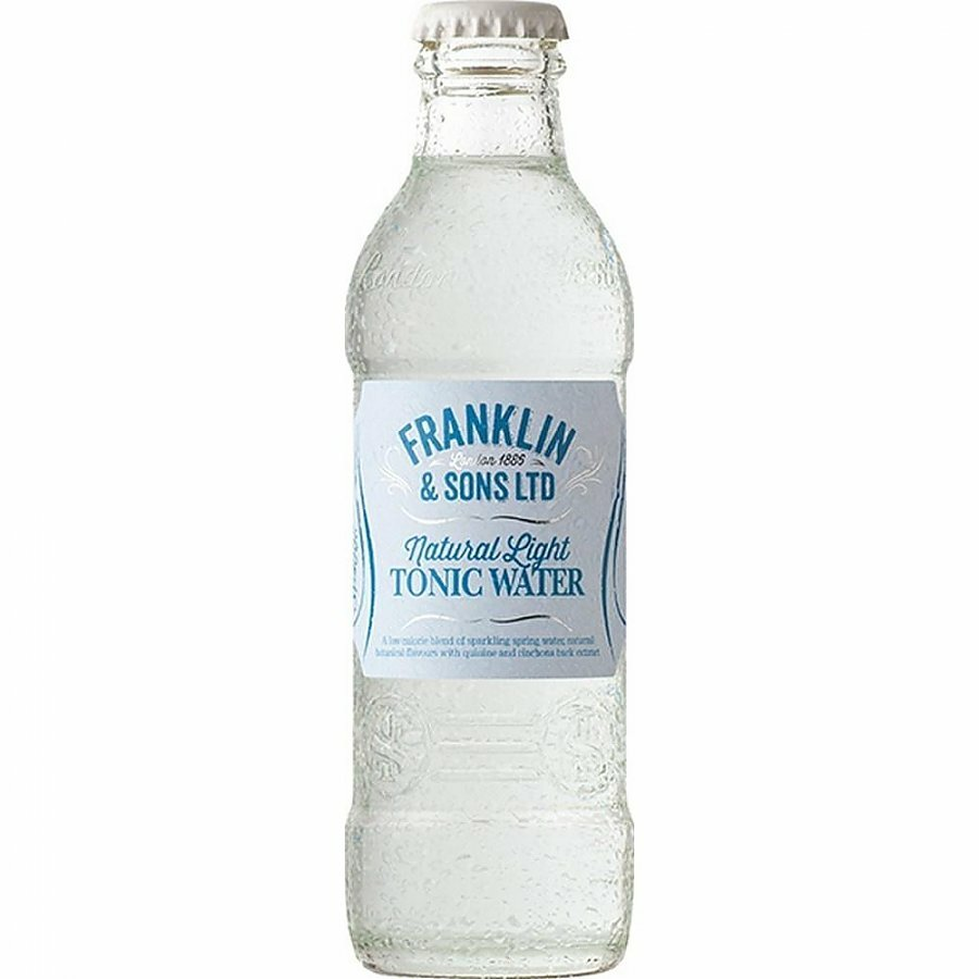 Franklin & Sons Light Tonic Water