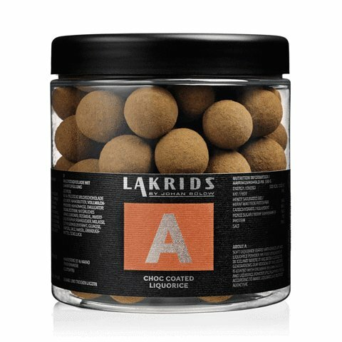 Lakrids by Johan Bülow - A. Choc Coated Liquorice