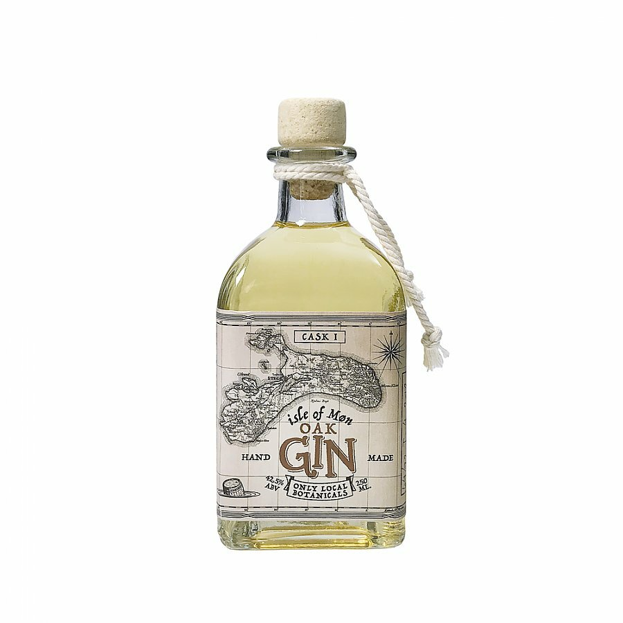 Oak Gin - Isle of Møn