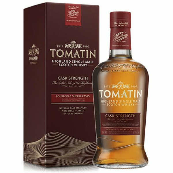 Tomatin Single Malt Cask Strenght Edition Oloroso Finish