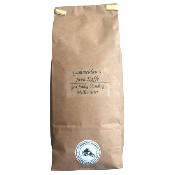 Gammeldaws Java - 500g