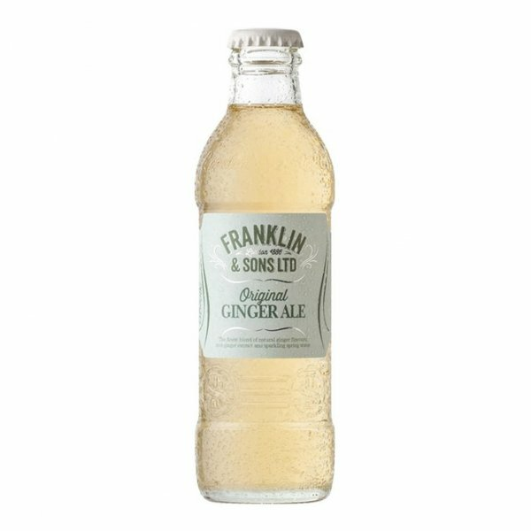 Franklin & Sons Ginger Ale Tonic Water