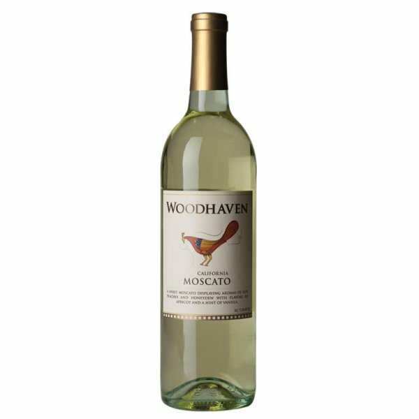 Woodhaven Moscato, Californien