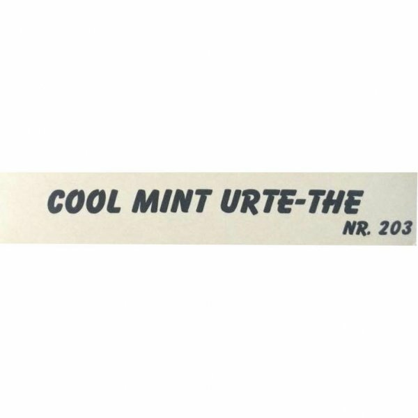 Cool Mint Urte The - NR. 203