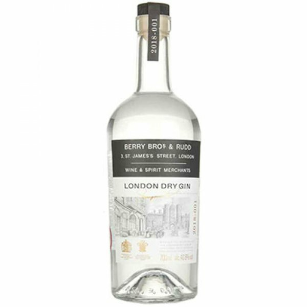 Berry´s London Dry Gin